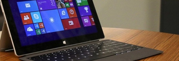 Microsoft Joins the Tablet Scene